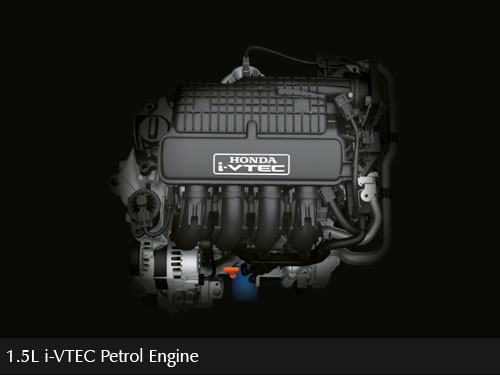 Honda Mobilio Engine And Performance